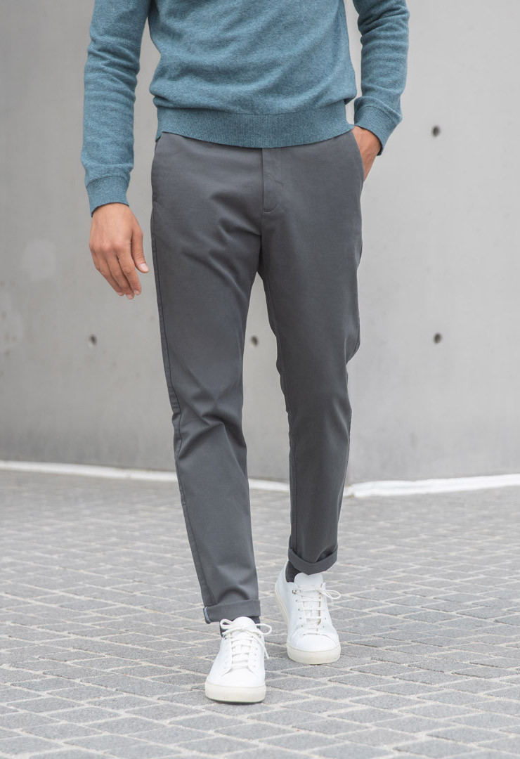 CHINO AXEL ANTHRACITE