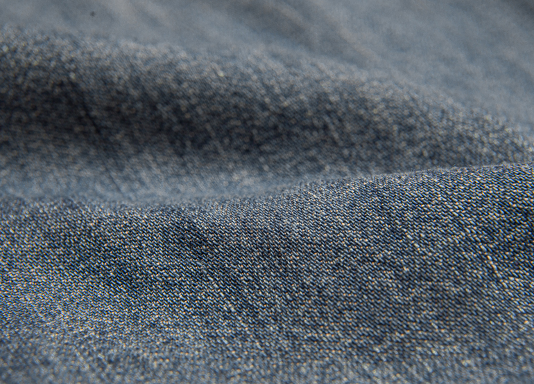 close up chemise denim claire