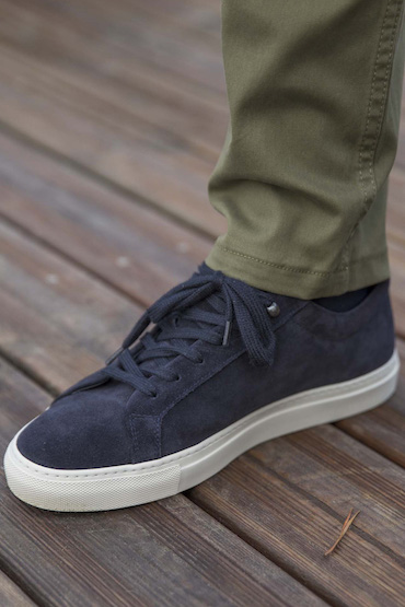 sneakers navy couv