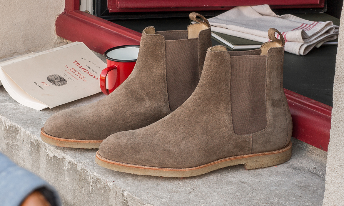 couv chelsea boots