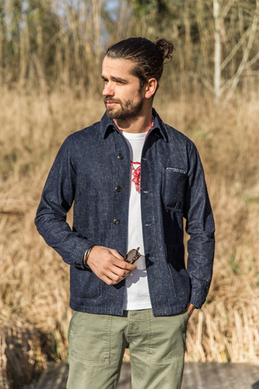 veste denim neppy