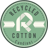 logo recycled cotton