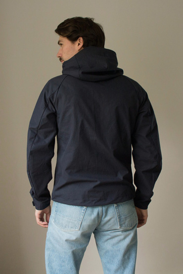 coupe coach jacket bonnegueule