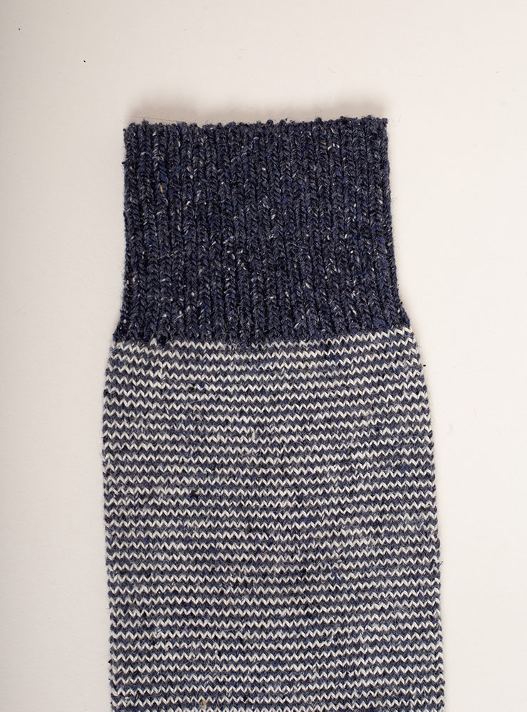 couv 2 chaussettes Jules navy