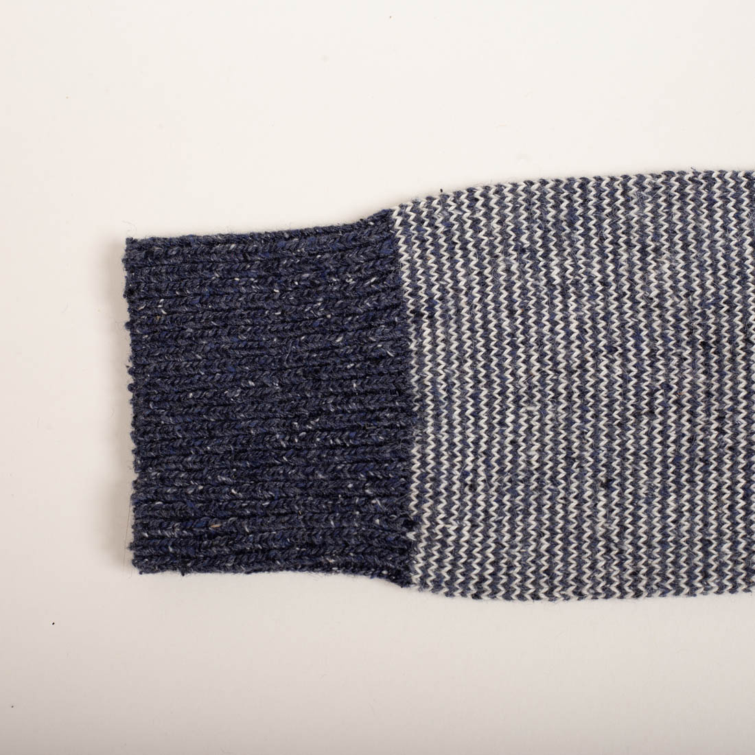 zoom chaussettes jules navy