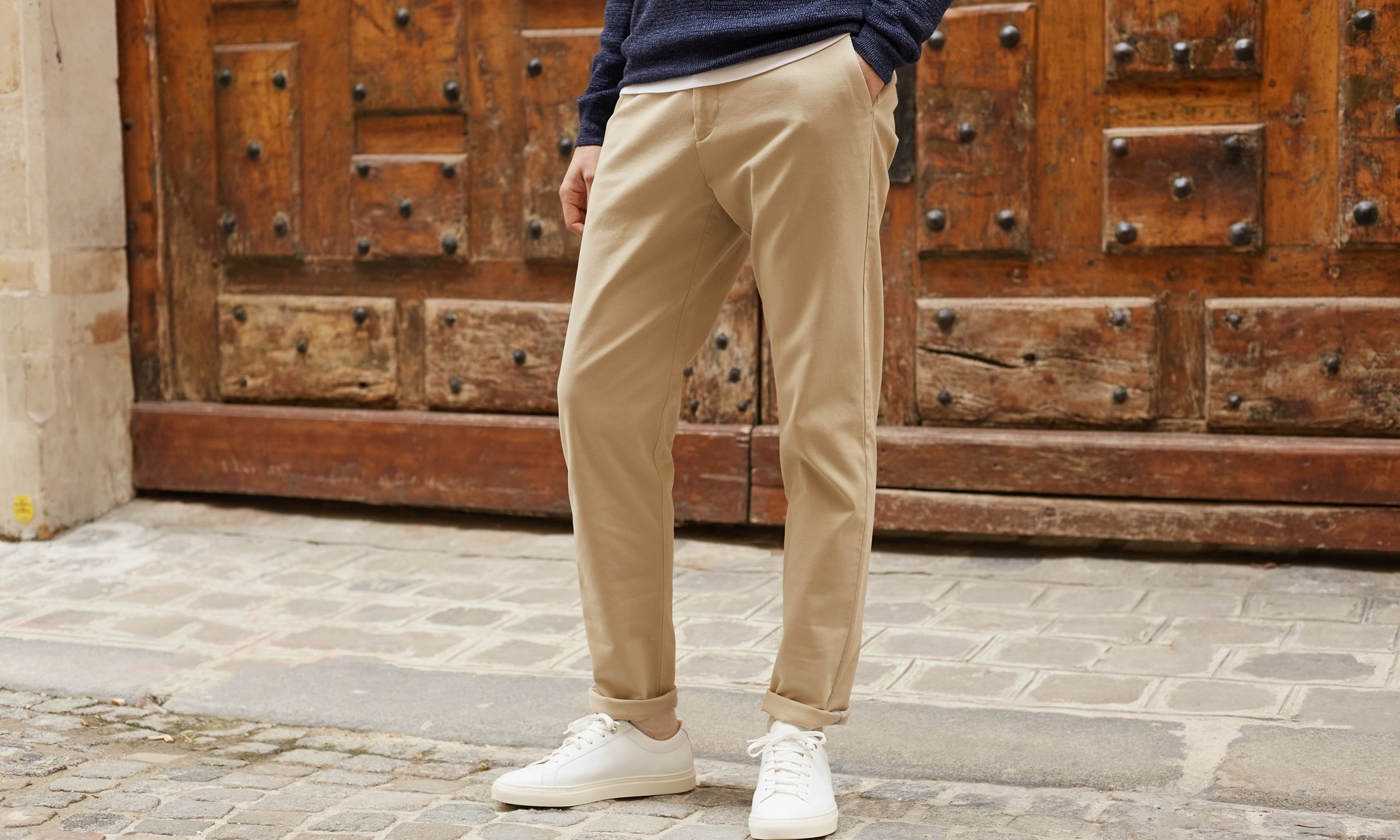 couv chino axel beige