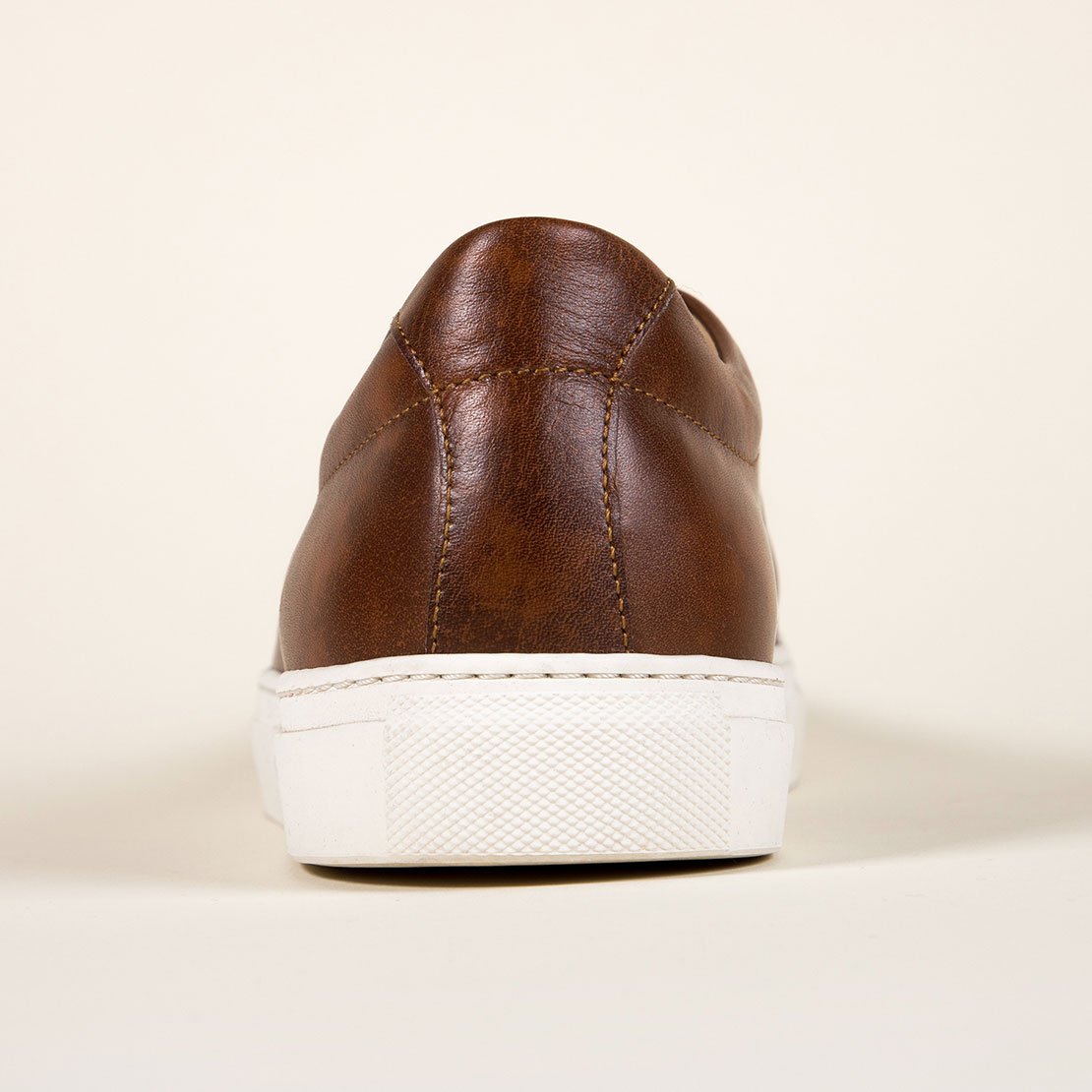 zoom finitions sneakers blanches bonnegueule